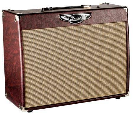 Custom Valve 40 Watt All-Tube 1x12 Guitar Combo Amp - Wine Red